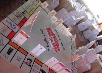 Giochiamo a monopoli ??? Sì, ma con gli sposi