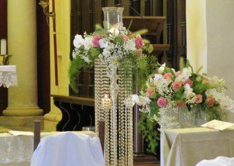 Cristalli e fiori